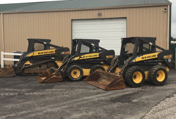 Haper equipment construction auctions